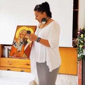 24 май в българско училище в кипър Tanya Ilieva